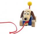 Petit chien avec clochette
