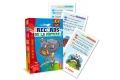 Les Records de la Nature - Jeu de cartes à énigmes Bioviva - Edition Bleue
