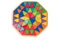 Grand puzzle créatif Octagon - Jouets Grimm's