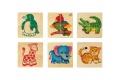 Puzzle cubes Selecta - Bébés animaux ZOO