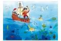 Puzzle en bois Les Pirates - Puzzle 24 pièces