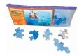Puzzle en bois Les Pirates 24 pcs - Puzzle fabriqué en France