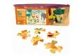 Puzzle en bois Safari Photo - Puzzle 24 pièces