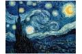 Puzzle en bois La Nuit étoilée - Puzzle d'art pour enfant - 50 pièces