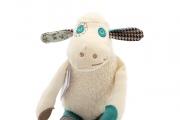 Doudou Antonio Le Mouton - Doudou fabriqué en France
