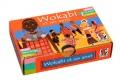 Jeu de cartes Wokabi et ses amis - MITIK - Fabriqué en France