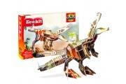 Jeu de construction Ecokit : Tyrannosaurus - Bioviva