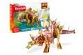 Jeu de construction Ecokit : Stegosaure - Bioviva