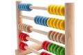 Abacus - Boulier en bois - Apprendre en s'amusant