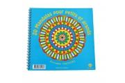 20 Mandalas pour petits et grands – Coloriage - Papier recyclé