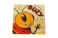 Cahier de coloriage Buzy - Histoire des abeilles - Papier recyclé