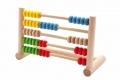 Abacus - Boulier en bois - Fabriqué en Europe