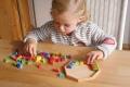 Puzzle créatif Octagon - Puzzle Mandala en bois - Puzzle Grimm's