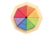 Petit Octagon Grimm's - Jeu octagon en bois