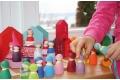 12 Amis Figurines en bois Grimm's - Maisons en bois - Jeux Grimms