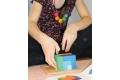 Puzzle créatif - Puzzle 3D - Carré Grimm's - Cube en bois