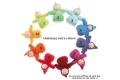 Petit lutin Grimm's - 10 lutins colorés - Choisir coloris