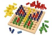 Petit jeu à fiches HABA - Jouet en bois - Fabriqué en Allemagne