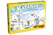 Jeu de société Kayanak HABA - Jeu de pêche magnétique - Idée cadeau 4 ans