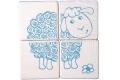 Puzzle cubes Animaux domestiques - Puzzle HABA - Cubes en bois