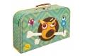 Mallette en carton - Valisette pour enfant - Design rigolo
