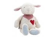 Mouton musical bio - Doudou musical en coton biologique - Fabriqué en Allemagne