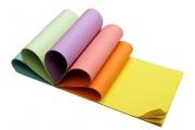 Bloc Papier couleur A4 - Papier recyclé 80g - Bengali - Made in France par l'Arbre aux papiers