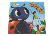Cahier de coloriage Coxy - Vie d'une coccinelle - Coloriage Made in France - AAP