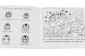 Cahier de coloriage Coxy - Papier recyclé - Imprimé en France par l'Arbre aux Papiers - Coloriage