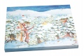 Calendrier de l'Avent - Jouets en bois - Fabriqué en Allemagne par Selecta