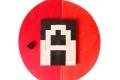 Cubes de construction Monochrome – Echiquier – Jeu de construction Grimm's