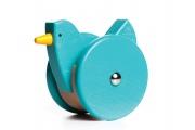Culbuto – Jouet à bascule – Poussin Bleu - Jouets en bois BAJO
