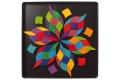 Jouets Grimm's - Puzzle magnétique Spirale de couleurs - Fabrication européenne