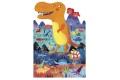 Puzzle My T-Rex LONDJI - Puzzle 36 grandes pièces - Fabrication européenne