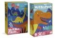 Puzzle My T-Rex Londji - Puzzle Dino Forme originale - 36 grandes pièces