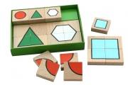 Puzzle Géométrie