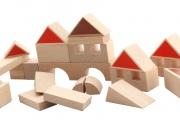 Cubes de construction Village